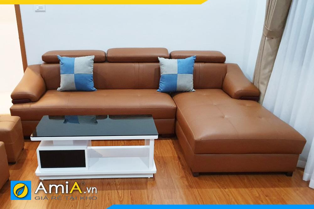 mẫu sofa đẹp nhiều người thích