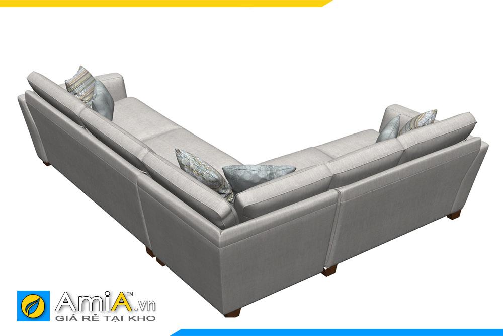hình ảnh thực tế sofa góc