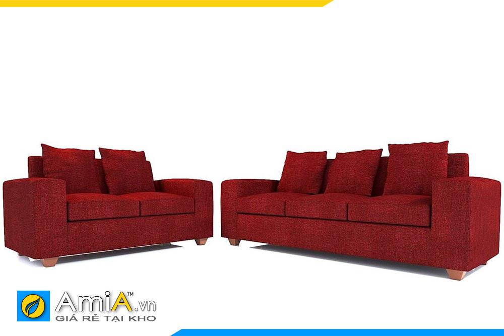 Bộ ghế sofa văng gồm nhiều ghế