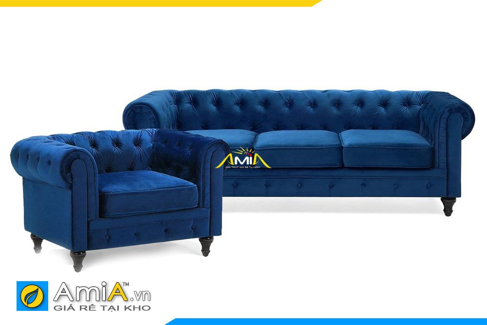 bộ sofa tân cổ điển nhiều ghế