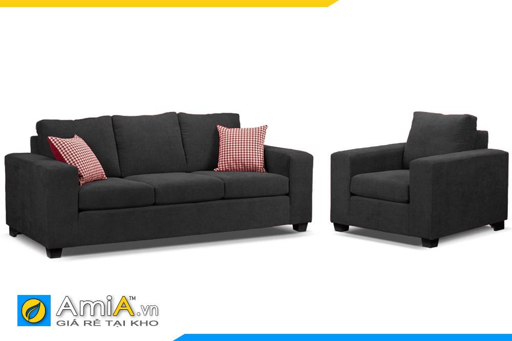 ghế sofa phòng khách 1 dài 1 ngắn