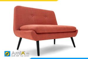 ghế sofa đơn dài không tay vịn AmiA 20912