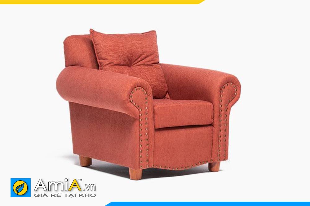 sofa tân cổ điển 1 chỗ ngồi