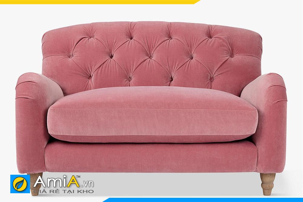 sofa đẹp kê phòng ngủ nữ giới