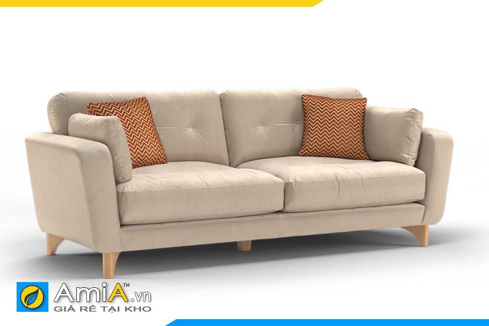 Ghế sofa văng 2 chỗ ngồi AmiA 20039