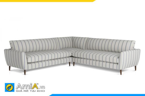 ghế sofa góc chữ V đẹp AmiA 20095