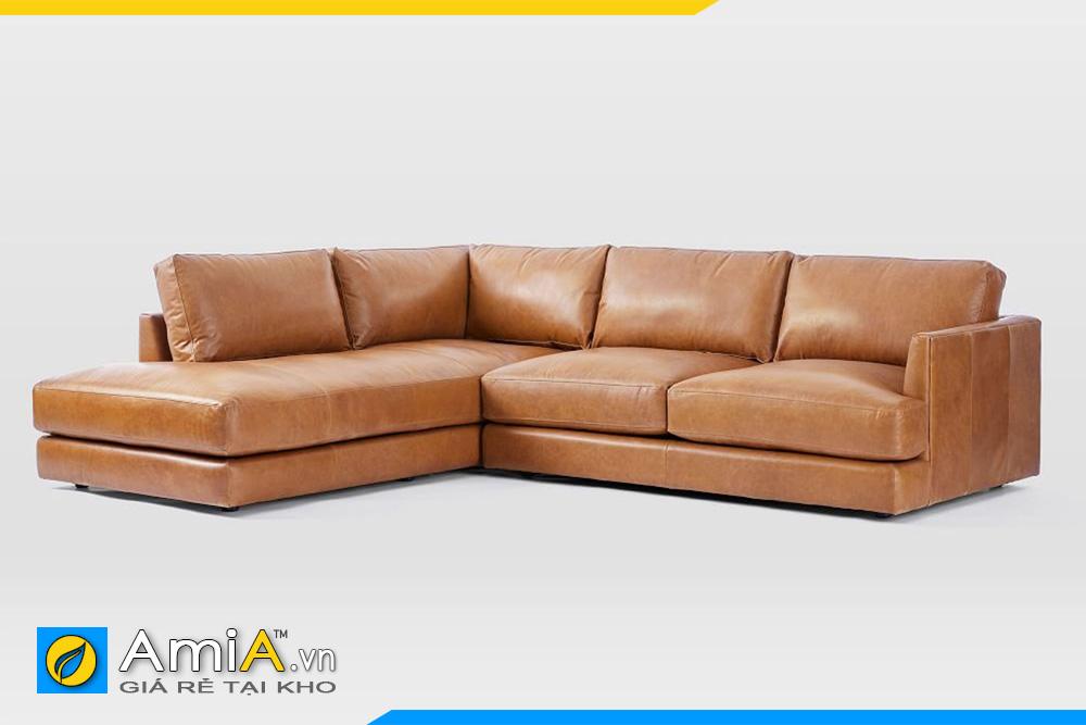 ghế sofa chiều cao thấp AmiA 20115