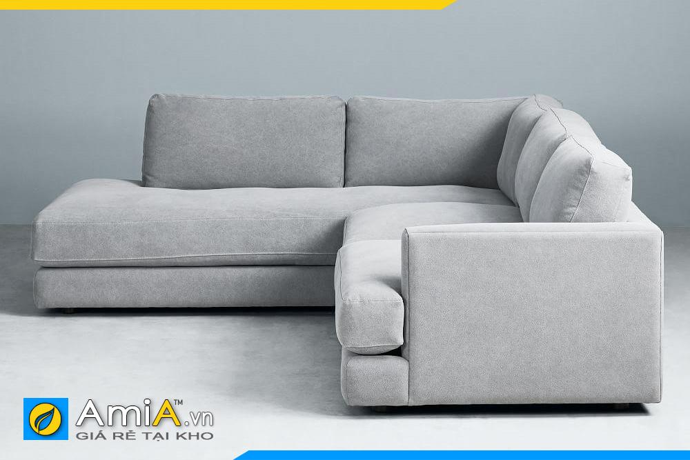 Ghế sofa chung cư chiều cao thấp