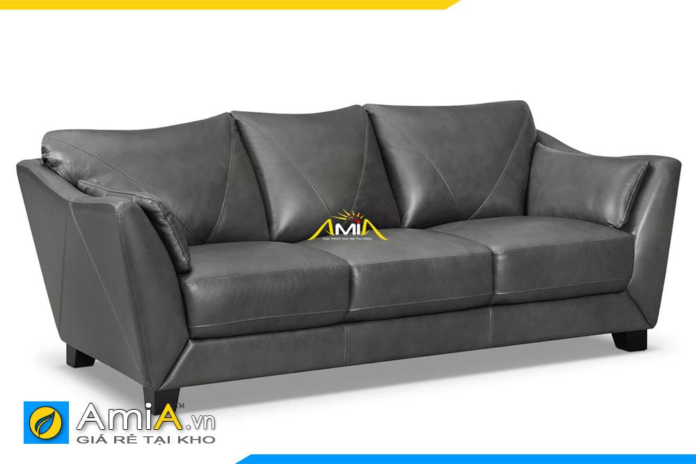 ghế sofa văng da đẹp giá rẻ