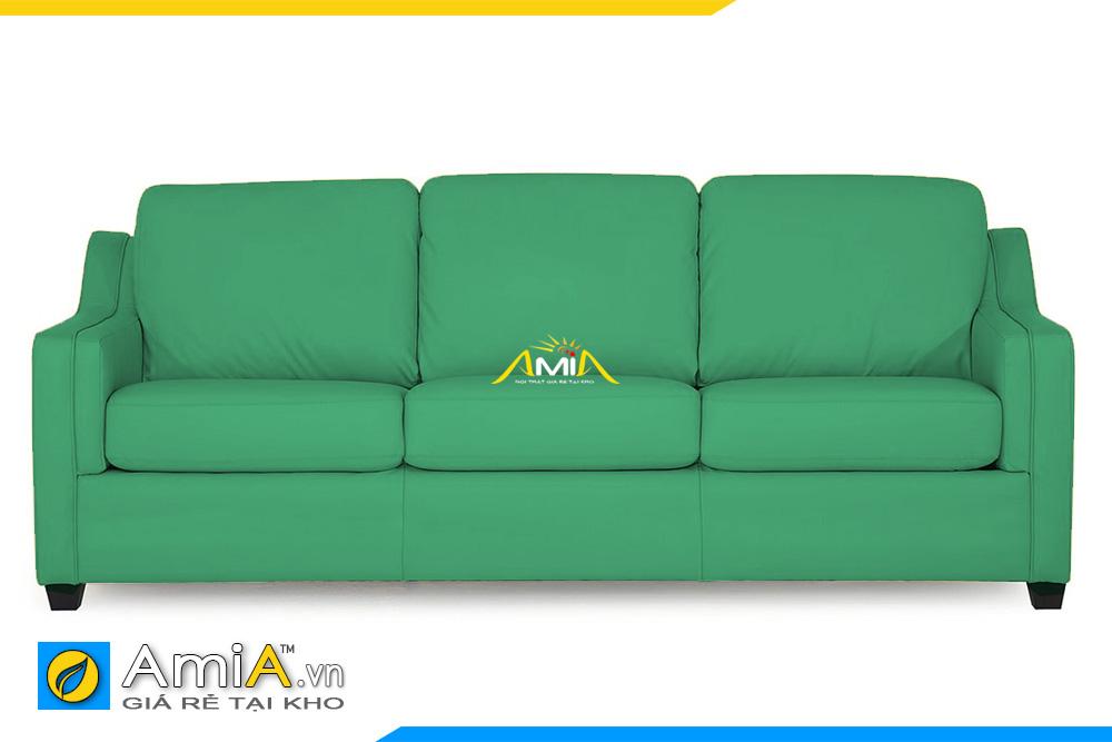 ghế sofa văng dài bọc da AmiA 20225