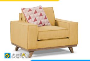 sofa đơn thiết kế đẹp