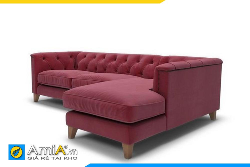 Hình ảnh ghế sofa góc L
