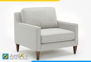 mẫu ghế sofa đơn đẹp nhất AmiA 19193