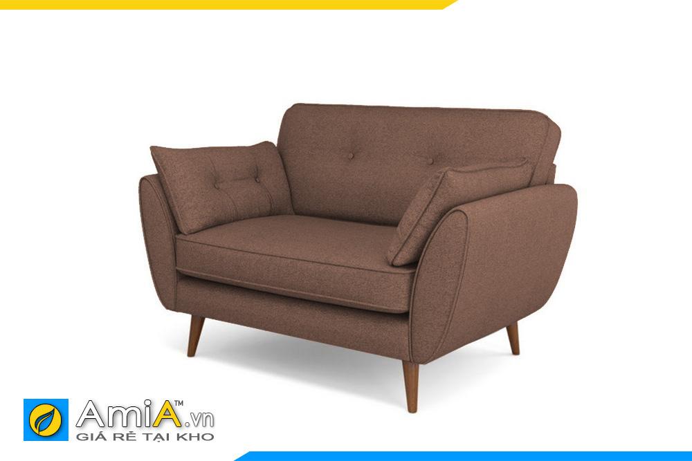 sofa đơn đẹp kê phòng ngủ
