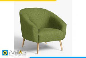 Ghế sofa màu xanh lục đẹp