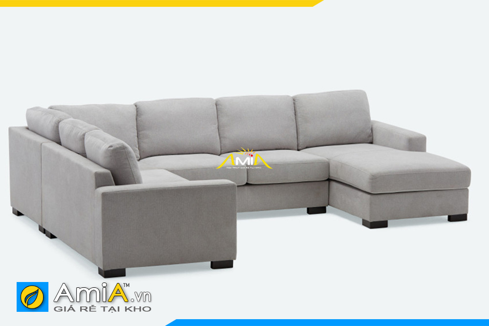 ghế sofa lớn kiểu chữ U AmiA 20122