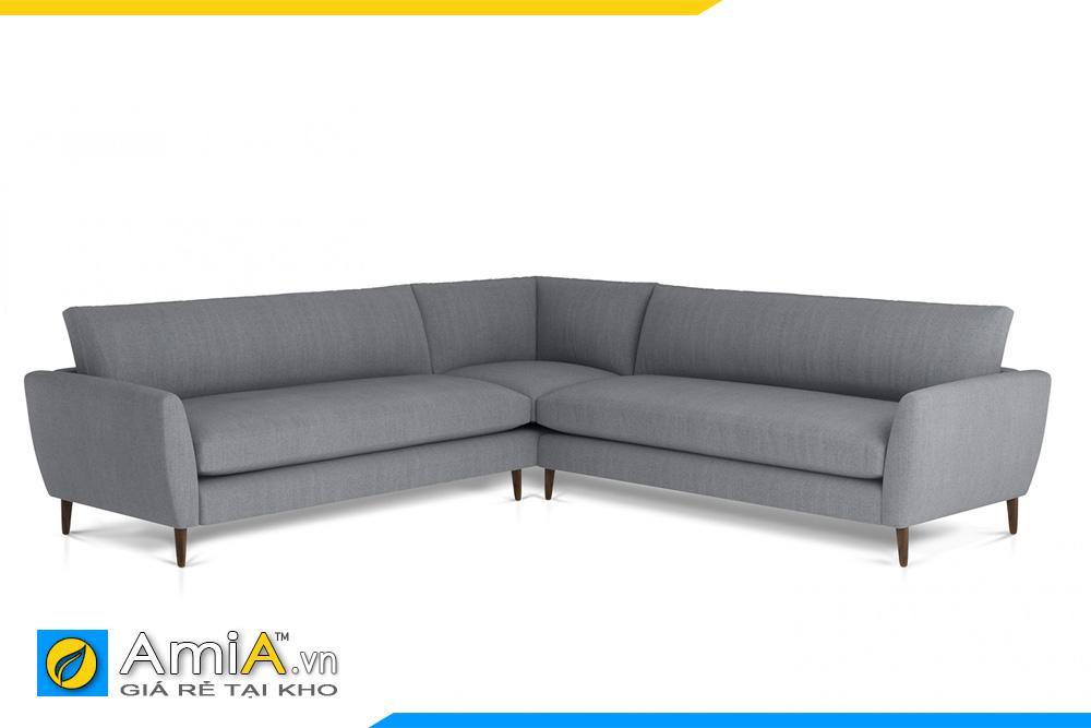 ghế sofa góc chữ V giá rẻ