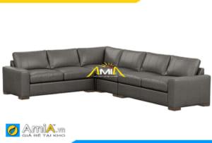 Ghế sofa lớn cho phòng rộng AmiA 20127