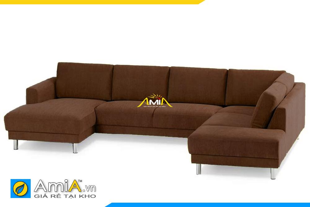 ghế sofa góc kích thước lớn
