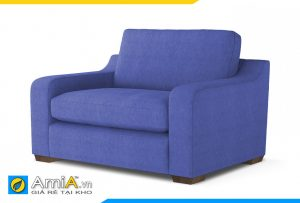 ghế sofa màu xanh dương AmiA 20103