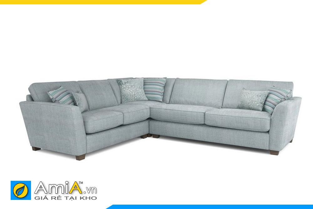 ghế sofa phòng khách kiểu góc AmiA 20021