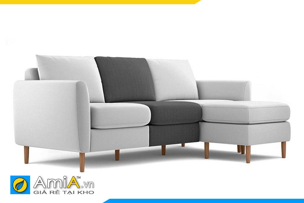 ghế sofa phối màu đẹp AmiA 20203