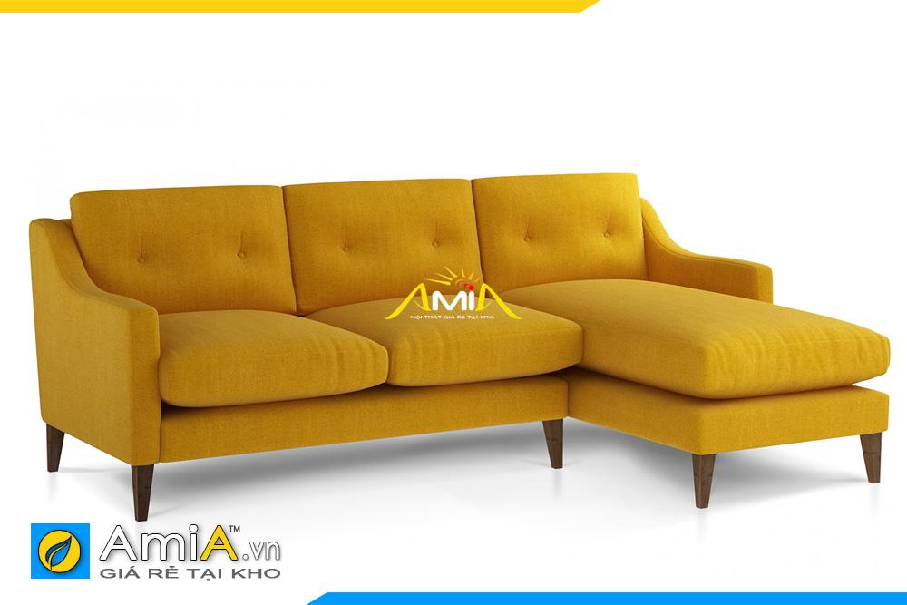 sofa nỉ kích thước nhỏ AmiA 20097