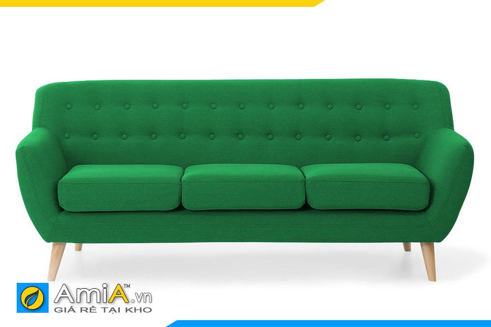 ghế sofa nữ đẹp màu xanh AmiA 20076