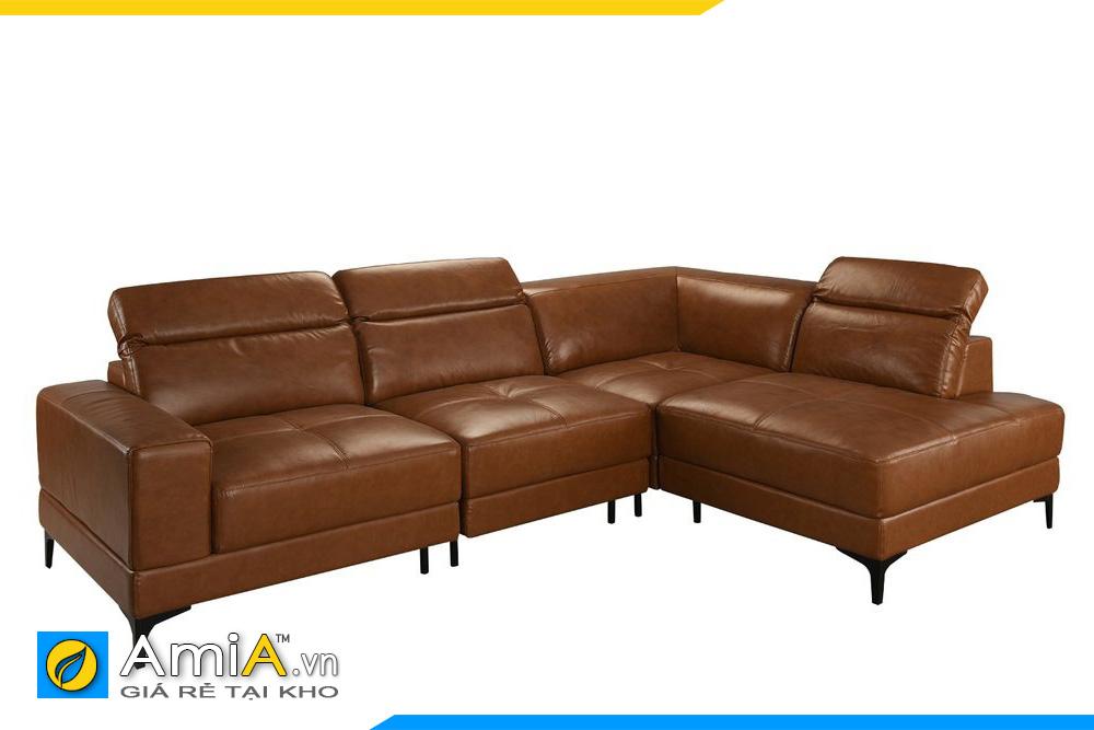 sofa phòng khách kiểu hiện đại