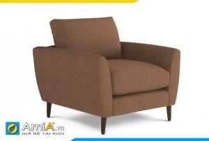 ghế sofa màu nâu AmiA 20102