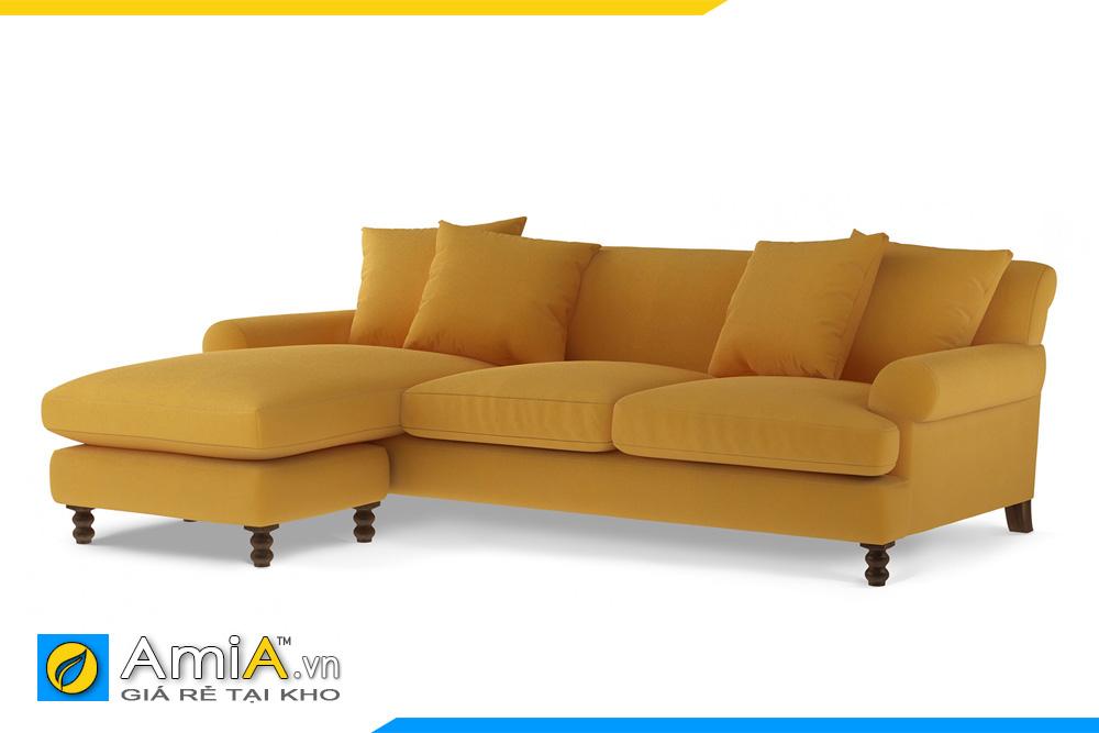 sofa tân cổ điển kiểu góc L