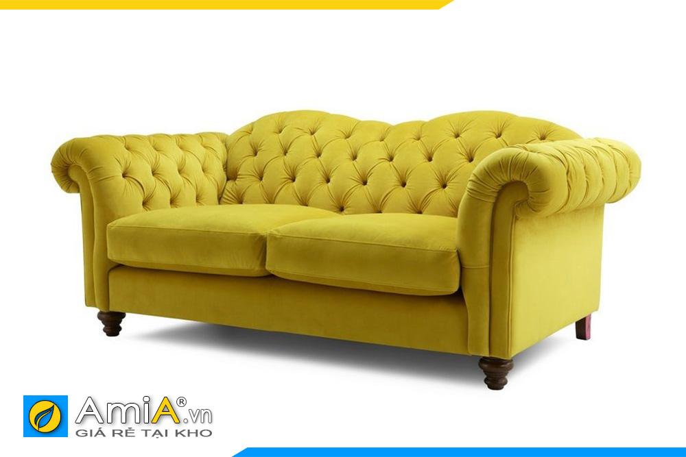 ghế sofa tân cổ điển AmiA 20007