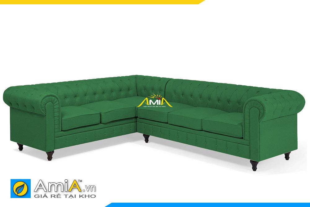sofa tân cổ điển đẹp AmiA 20072