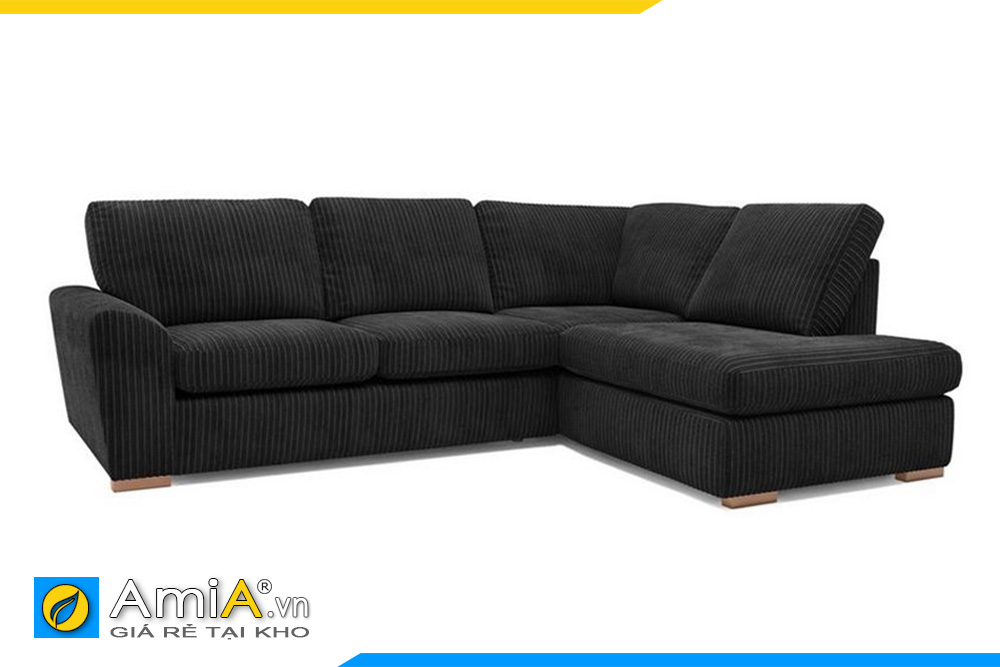 bộ sofa phòng khách bọc vải nỉ