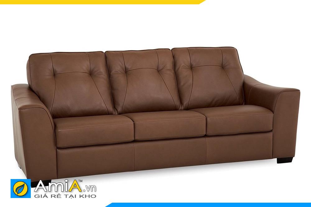 Sofa văn phòng đẹp dạng văng