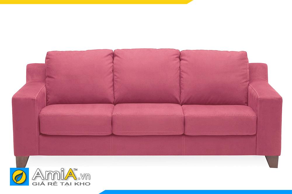 Sofa đẹp dạng văng 3 chỗ ngồi