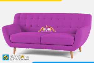 ghế sofa văng 2 chỗ đẹp AmiA 20119