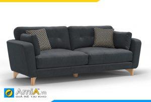 ghế sofa màu ghi sẫm