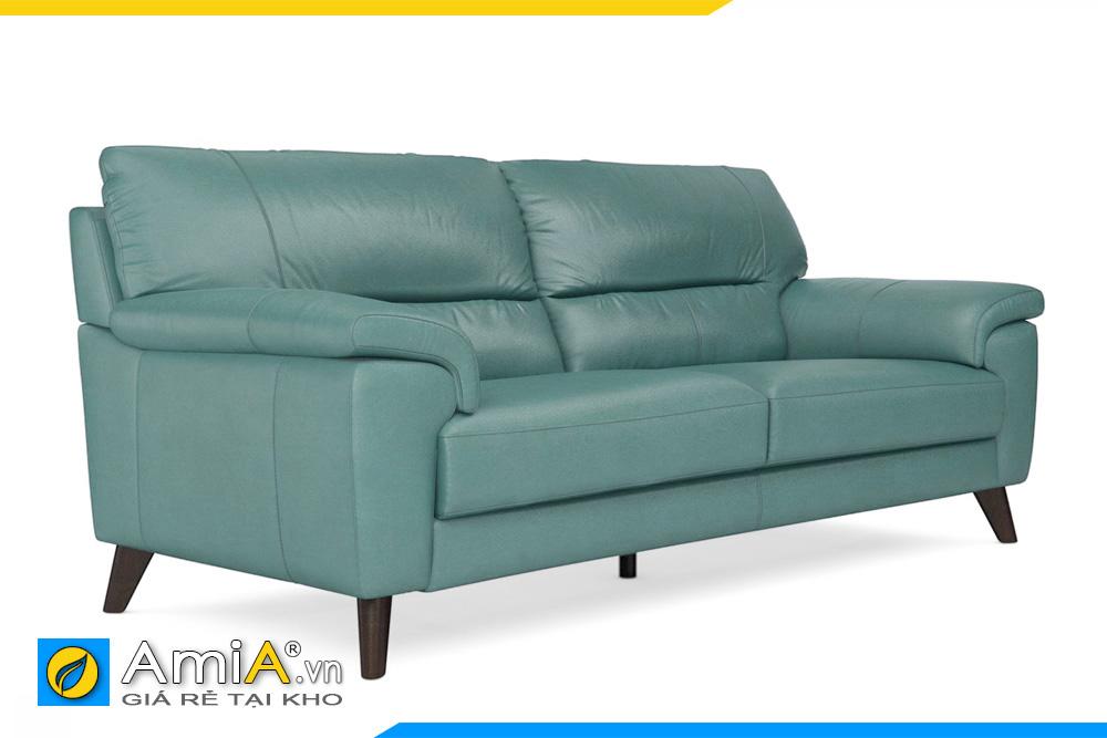 ghế sofa văng da AmiA 20001
