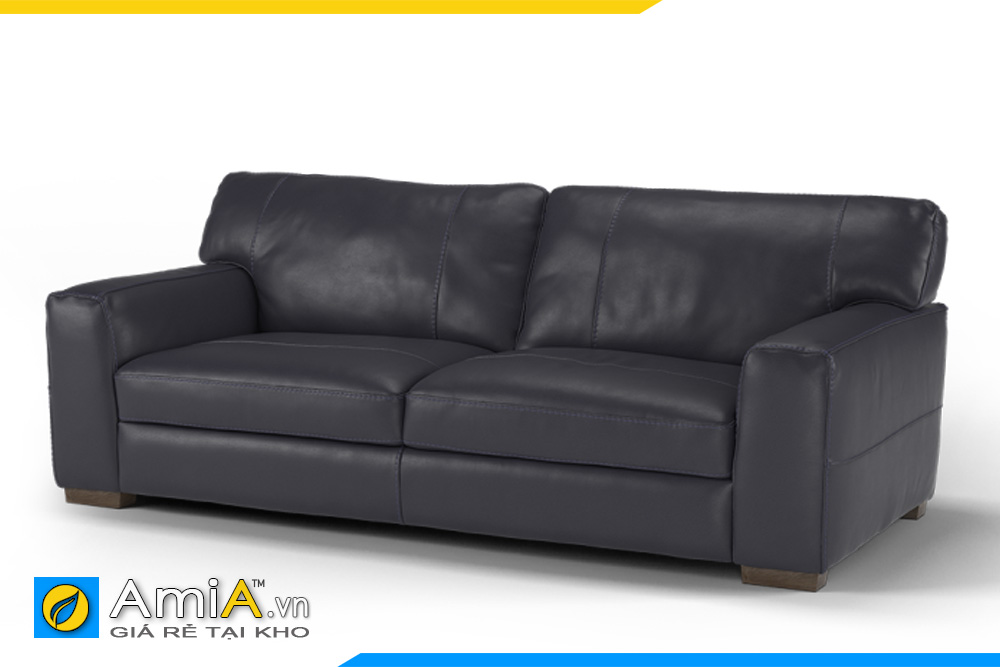 Mẫu sofa văng da giá rẻ