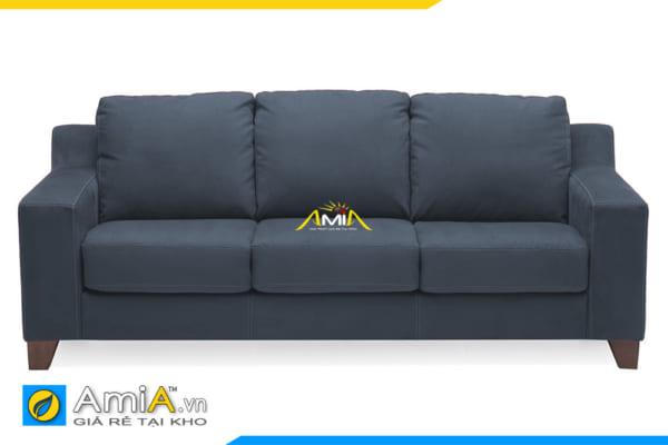 ghế sofa nam giới màu ghi đen