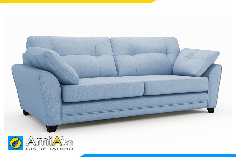 sofa màu xanh nhạt đẹp