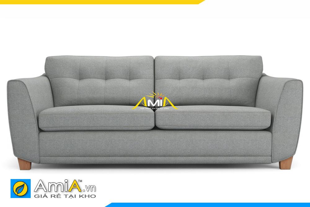 ghế sofa văng nỉ giá rẻ AmiA 20002