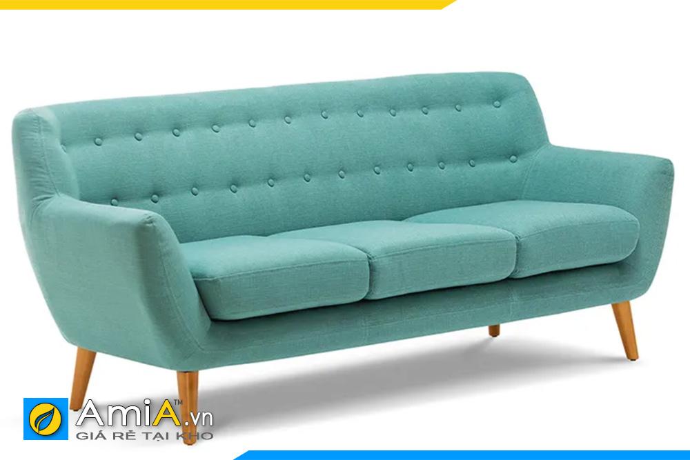 ghế sofa văng nỉ đẹp bán chạy AmiA 20153
