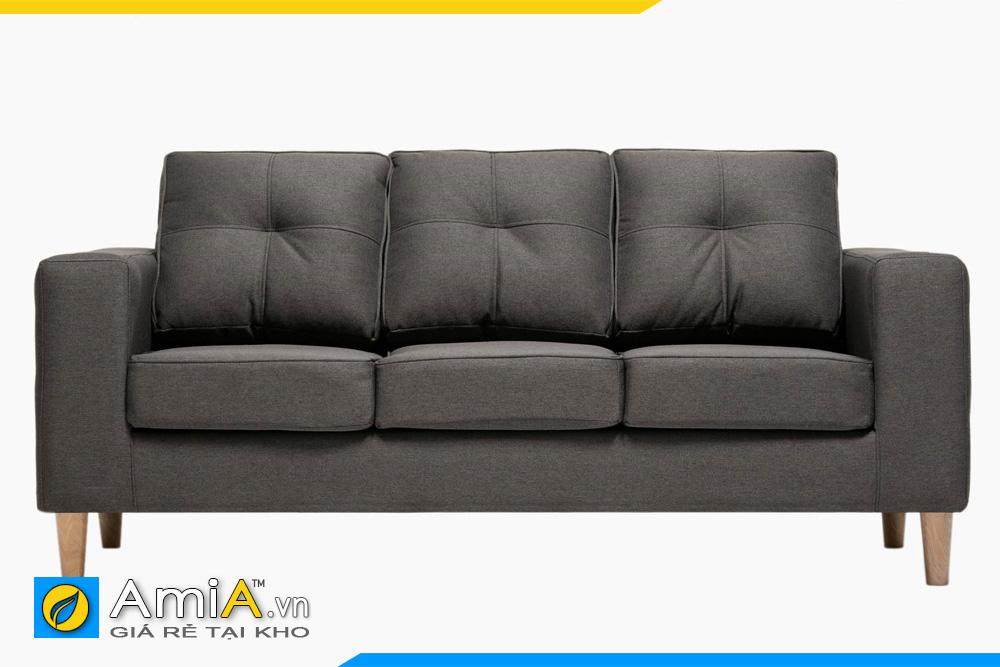 sofa văng nỉ đẹp 3 chỗ