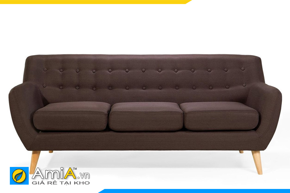 sofa màu nâu socola đẹp