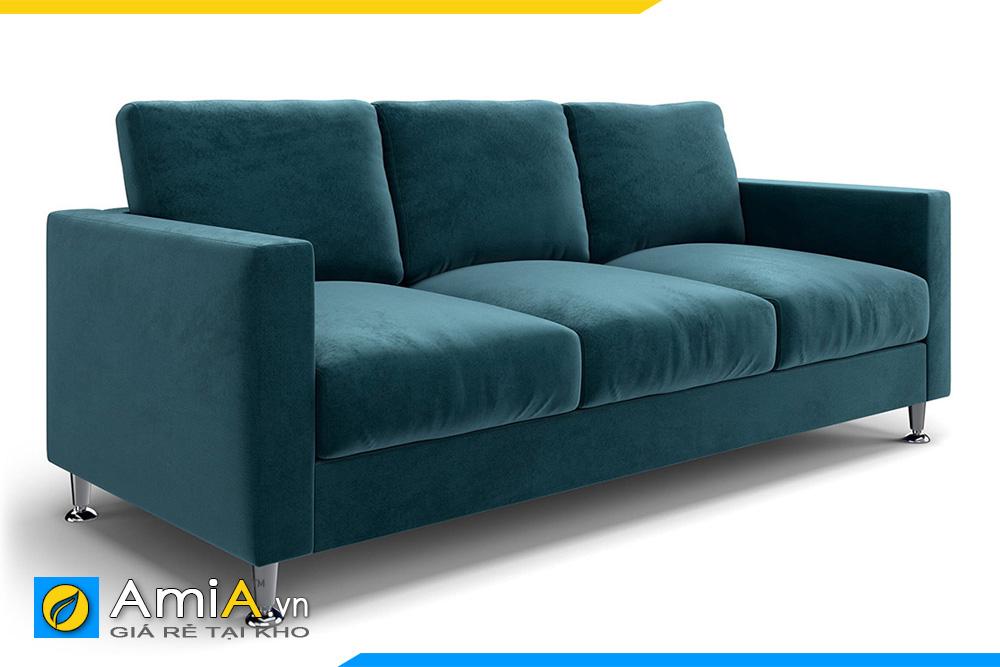 ghế sofa văng nỉ đẹp AmiA 20192