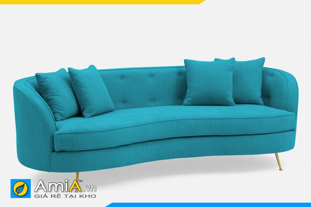 ghế sofa màu xanh lá cây AmiA 20120