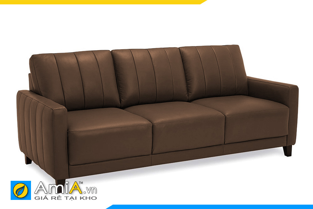 Ghế sofa văng da đẹp