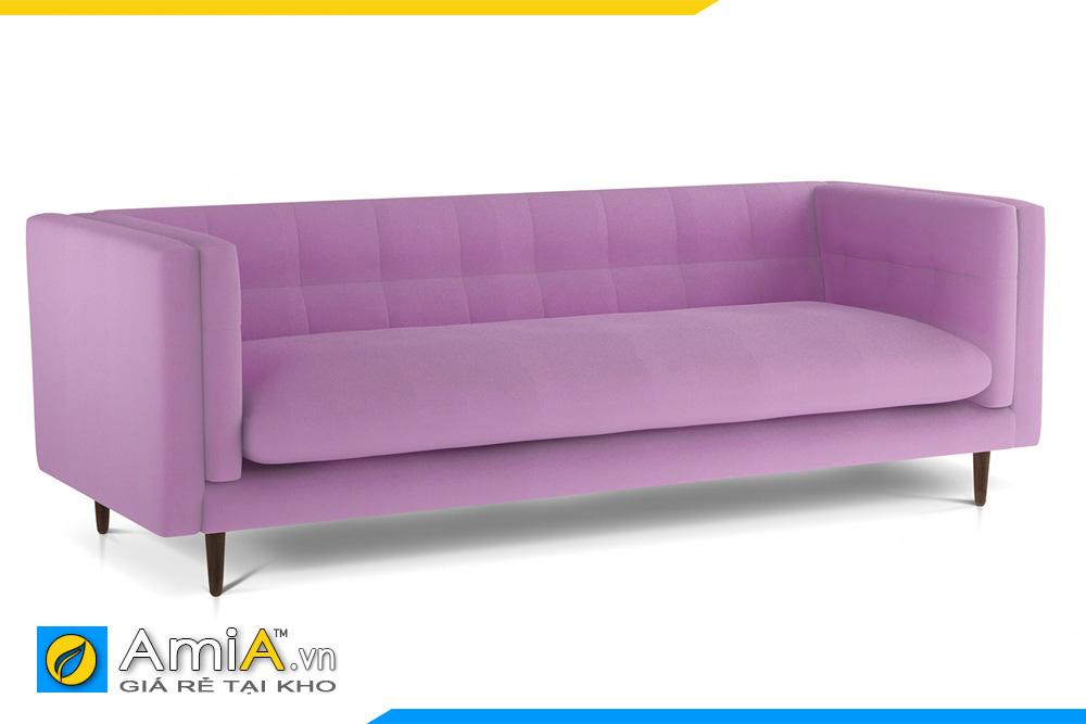 Mẫu ghế sofa văng dài có thiết kế đẹp